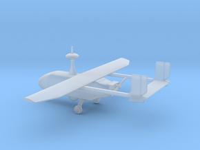 Pegasus II - UAV (bigger version) in Smooth Fine Detail Plastic