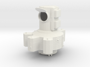 Quest Joint Airlock 1/144 International.Space.Stat in White Natural Versatile Plastic