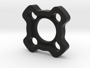 IMPRIMO - CF Version (Printable Base) in Black Natural Versatile Plastic