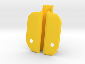 F&F-95 Netherlands MastGate in Yellow Strong & Flexible Polished