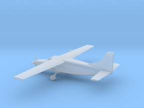 1/285 Scale Cessna 208 Clean in Smooth Fine Detail Plastic