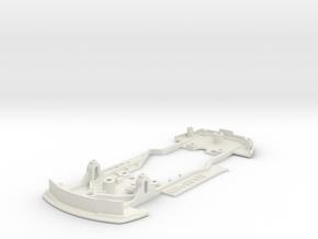 PSNI00101 Chassis for Ninco 997 in White Natural Versatile Plastic