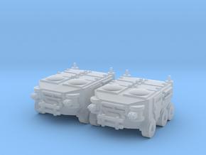 Heavy APC in Smooth Fine Detail Plastic