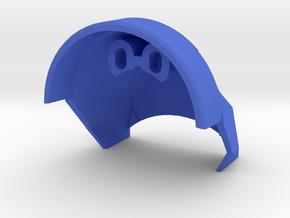Belt cover for (Abec 11 97mm & AT MBS) wheel Hack in Blue Processed Versatile Plastic