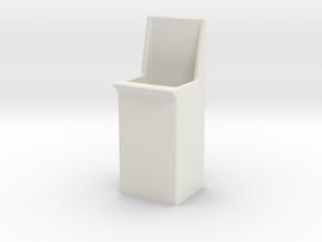 pocket-front4 in White Natural Versatile Plastic