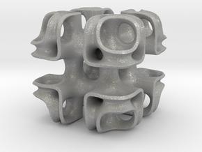 Cubic Lattice in Aluminum