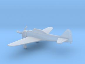 Mitsubishi A6M Zero in Smooth Fine Detail Plastic: 1:200