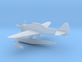 Nakajima A6M2-N Rufe in Smooth Fine Detail Plastic: 1:200