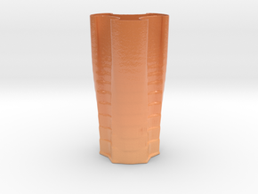 Vase 2345 in Glossy Full Color Sandstone
