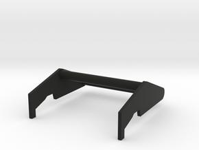 Traxxas TRX-4 Bronco Push Bar in Black Premium Versatile Plastic