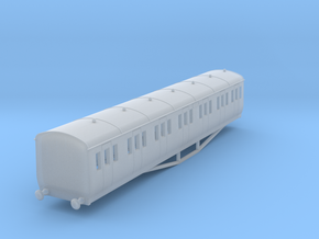 o-148-gwr-artic-main-l-city-comp-end-1 in Smooth Fine Detail Plastic