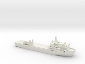 1/700 HMS Argus in White Natural Versatile Plastic