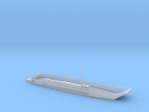 1/700 Scale LCU-1610 in Smooth Fine Detail Plastic