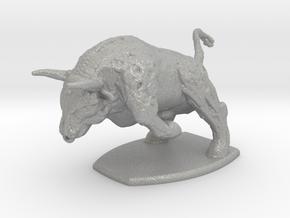 Iron Bull in Aluminum: Small