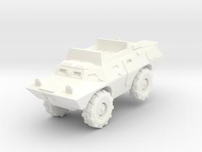 """M706 Commando USAF """"DUCK"""" in White Processed Versatile Plastic: 1:160 - N"""