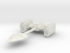 NAC Excalibur Fixed in White Natural Versatile Plastic