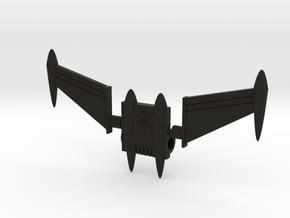 Microman Acroyear Arden Wing in Black Natural Versatile Plastic