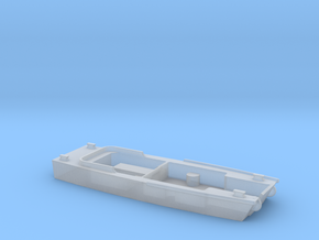 1/285 Scale 30 Foot Work Boat in Smooth Fine Detail Plastic