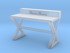 Miniature Cruis Writing Desk - Meridiani in Smooth Fine Detail Plastic: 1:24