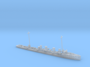 SMS Csepel 1/1250 (with mast) in Smooth Fine Detail Plastic