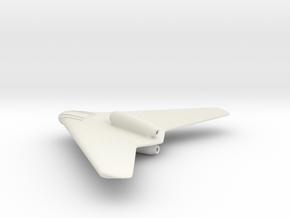 (1:144) Gotha P.60A in White Natural Versatile Plastic