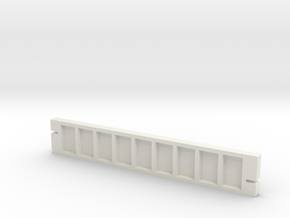 bog mats 120x20x5 in White Natural Versatile Plastic