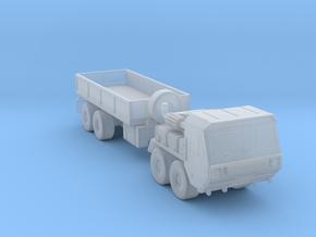 MK48A1,MK17A1 1:220 scale in Smooth Fine Detail Plastic