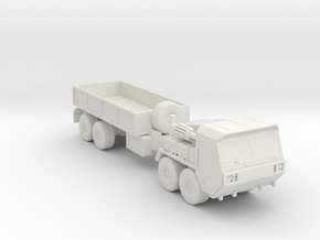 MK48A1,MK17A1 1:285 scale in White Strong & Flexible