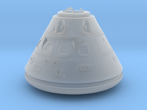 Orion Crew Module (CM) 1:144 No Tiles in Smoothest Fine Detail Plastic