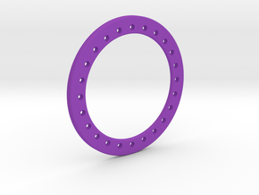 JConcept Tribute Bead Lock in Purple Processed Versatile Plastic