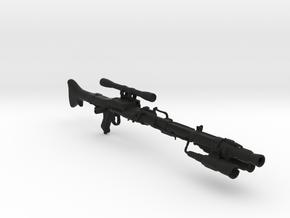 DLT-19D Heavy Blaster Rifle in Black Strong & Flexible