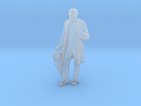 Printle C Homme 1486 - 1/87 - wob in Smooth Fine Detail Plastic