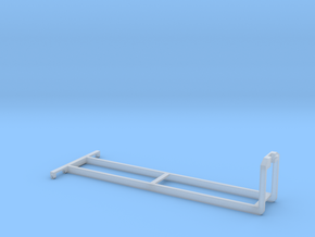 Hook loader frame Tekno 1/50 scale in Smooth Fine Detail Plastic: 1:50