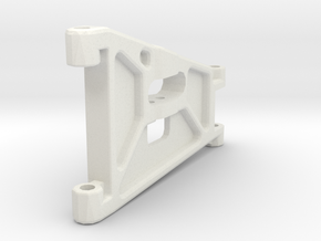 losi jrx2 front suspension arm in White Natural Versatile Plastic