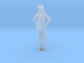 Printle C Femme 1069 - 1/87 - wob in Smooth Fine Detail Plastic