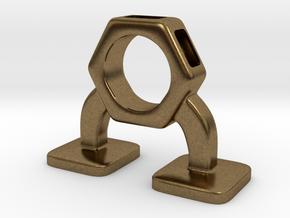 nut_boy / 02 in Natural Bronze