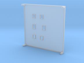 1/64 16' foundation 1 10k plus 2-5k in Smooth Fine Detail Plastic