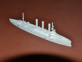 1/1000 Pallada-Class Cruiser in White Natural Versatile Plastic