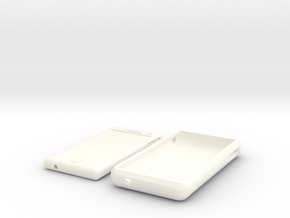 Smart phone Mini: Bjd MSD in White Processed Versatile Plastic