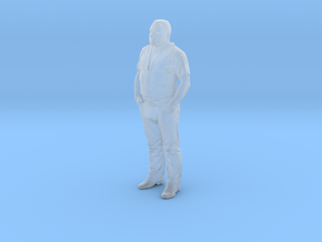 Printle C Homme 356 - 1/30 - wob in Smooth Fine Detail Plastic