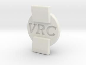 VRC Super Astute - A5 - Gear Case Plug in White Natural Versatile Plastic