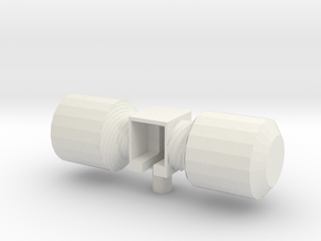 solarus hammer head in White Natural Versatile Plastic