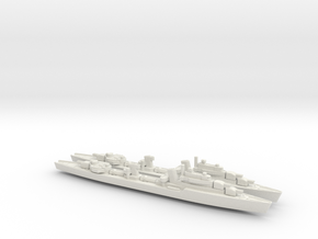Kiev (Pr.48) 1/1800 in White Natural Versatile Plastic