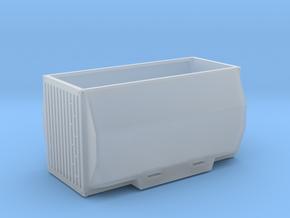 Hackschnitzelcontainer - TT 1:120 in Smooth Fine Detail Plastic
