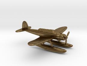 1/285 IJN Aichi E13A1 'Jake' Type 0 Reconnaissance in Natural Bronze