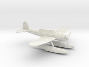 1/200 IJN Aichi E13A1 'Jake' Type 0 Reconnaissance in White Natural Versatile Plastic