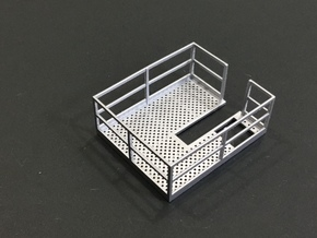 1/64 5000 Grain Leg Head Platform in Smooth Fine Detail Plastic