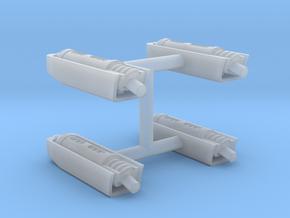 1/35 Polsten Guns for Skink Turret  - No barrels in Smooth Fine Detail Plastic