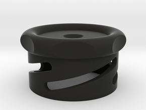 Fixtamper v32 Hand Thread in Black Natural Versatile Plastic