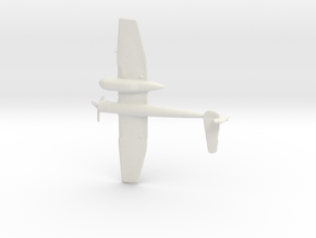 1:285   Bv-141   (Gear Down) in White Strong & Flexible